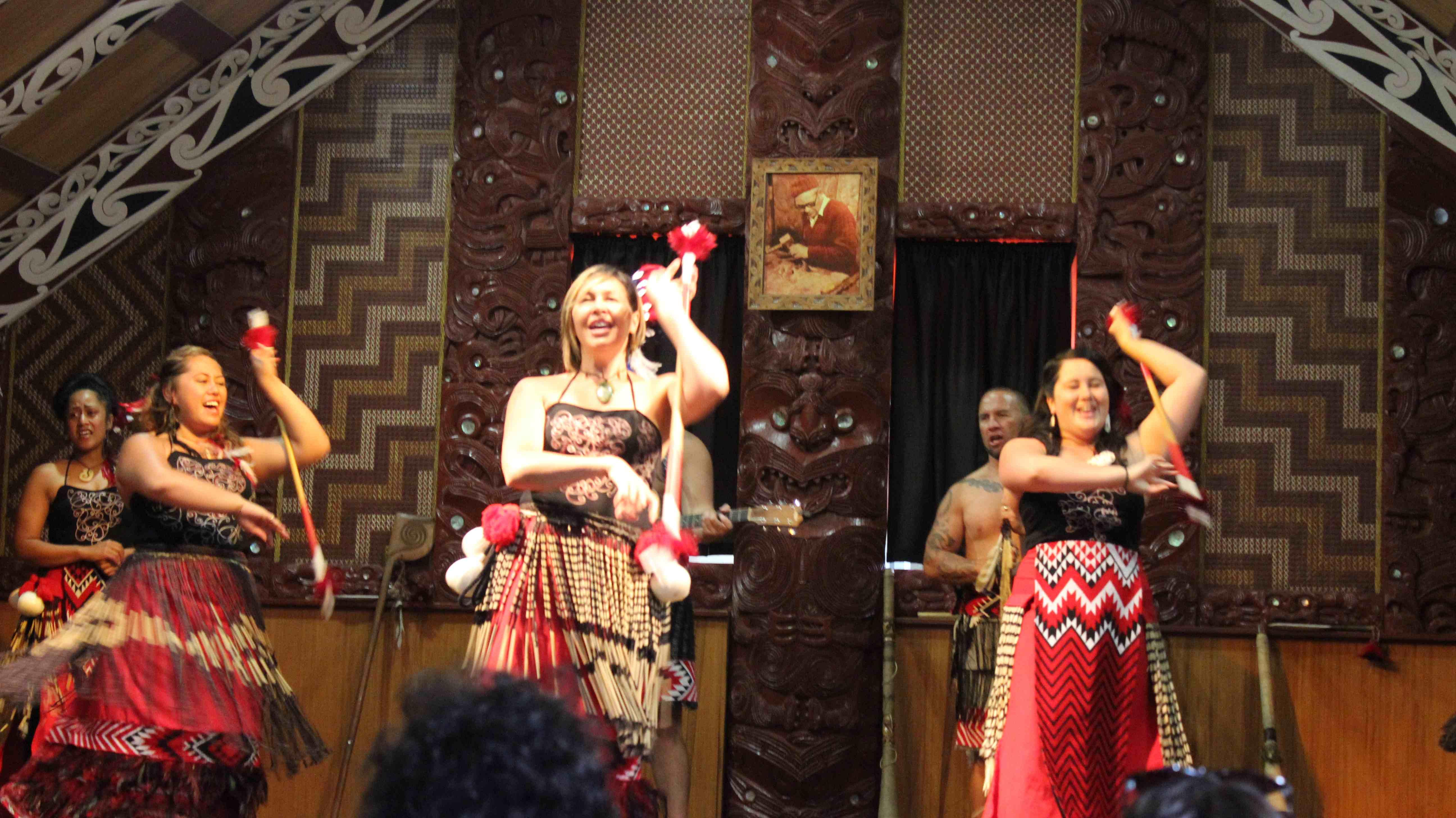 Maori Dance: Random Musings